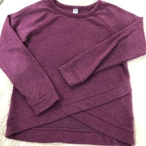 Girls long sleeve extremely soft sweater